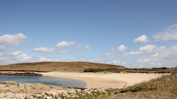 Pool of Bryher & Popplestone Bank